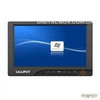 Lilliput 869GL-80NP/C/T - сенсорный VGA, DVI, HDMI монитор 8-дюймов
