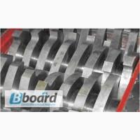 Дробилка шредер двухвальный для полимеров и древесины