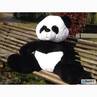 Панда плюшевая