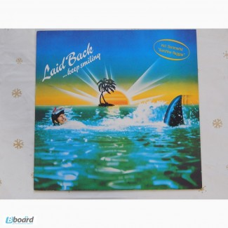 Laid Back.Keep Smiling 1983 Lp (Germany) NM/NM