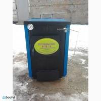 Продам двухконтурный твердотопливный котел «Тепловичок БПВ-12+водонагреватель»
