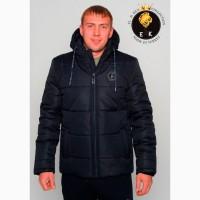 Зимняя куртка ЛЕВ ELKEN 283 син