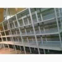 Проектирование, изготовление и монтаж металлических стеллажей