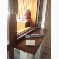 Окна деревянные с ергосбережением. Окна деревянные из сосны и окна из дуба + I-стекло