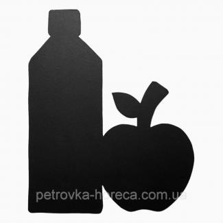 Меловая доска «Яблоко»