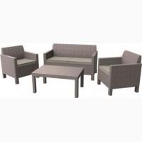 Садовая мебель Orlando Set With Large Table