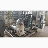Пастеризационно-охладительная установка Schvarte, пр-ть - 1250 лчас