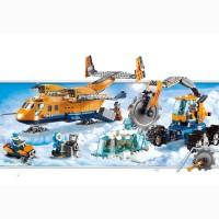 Конструктор JVToy 24011 «Арктическая экспедиции» из серии «Чудесный город»