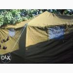 Палатка военная, тенты, навесы для отдыха и туризма