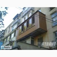 Ремонт балкона, расширение балкона в Одессе