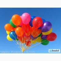 Гелиевые шарики Киев, доставка