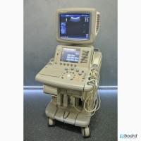 УЗИ Аппарат GE Logiq 7 Pro с тремя датчиками 2006г