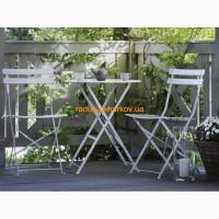 Набор складной металлической мебели для сада балкона дома отдыха релакса