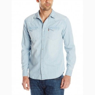 Джинсовые рубашки Levis из США