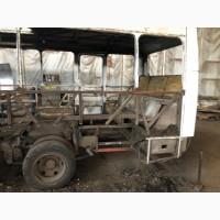 Капитальный ремонт автобуса модельного ряда ПАЗ