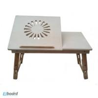 Подставка для ноутбука деревянный стол для ноутбука