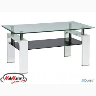 Журнальный столик Lisa II (белый лак)