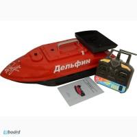 Кораблик для завоза снастей и прикормки Дельфин-2L