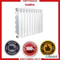 Алюминиевый радиатор «Fondital Exclusivo»
