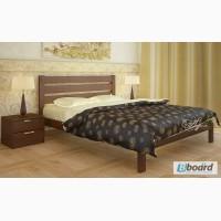 Продам кровать двухспальную. Из натурального дерева