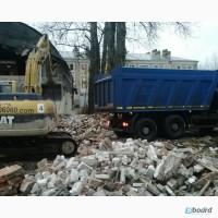 Уборка и вывоз строительного мусора. Вынос из квартиры и погрузка
