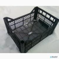 Ящики пластиковые черные 0.4 и 0, 5