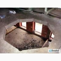 Демонтаж резка бетона и стен в Одессе и Одесской области