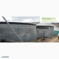 Сборные емкости для воды, накопительные резервуары до 3000 м3, с гарантией, цена