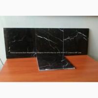 Плитка мраморная черная 305х305х10 мм. Плитка из натурального черного мрамора.Полированная