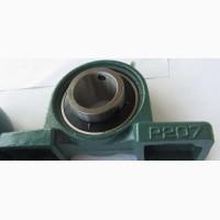 Подшипники UC207 в корпусе P - (UCP207) под вал 35 мм