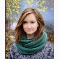 Портрет маслом от Бераруского художника Андрея Блинова