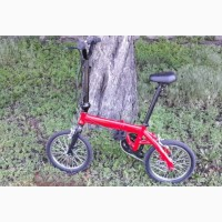 Складной Компактный Городской Велосипед
