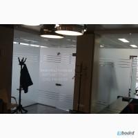 Тонировка офисных перегородок в Киеве