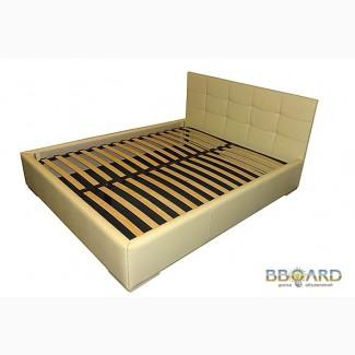 Мягкая двуспальная кровать 1800х2000