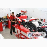 Обслуживание и ремонт мототехники