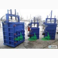 Гидравлический пресс для макулатуры и ПЭТ бутылки на 5 тонн