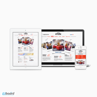 Создание интернет-магазины, Landing page, сайты визитки