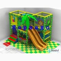 Детский игровой лабиринт Маугли