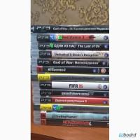 Продам игры Ps3