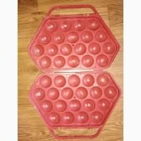 Продам лоток переносной для яиц 20шт хорошее состояние