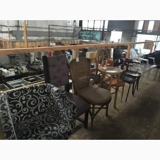 Стулья б/у в большом количестве и ассортименте для ресторана, кафе, бара