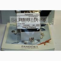 Скидки! Оригинал Pandora Пандора шарм сердце бусина Цветочное настроение 791825ENMX