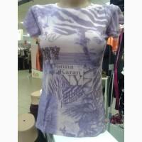Лёгкая и невесомая футболка-сеточка