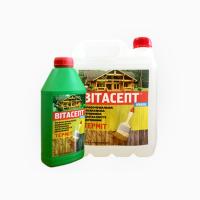 Пропиточное биозащитное вещество для защити древесины