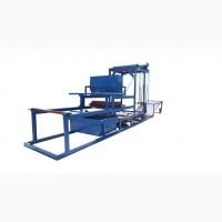 Автоматизированная линия для производства наплавляемых кровельных материалов (стеклоизола