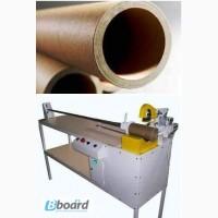 Резка бумажных втулок, гильз 76 - 152 мм (станок под заказ изготовим)