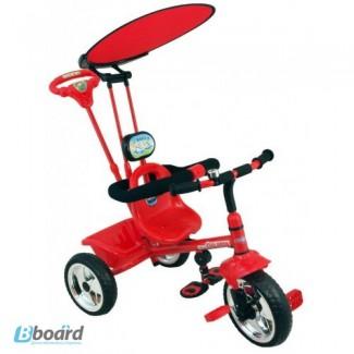 Велосипед детский трехколесный с ручкой, Велосипед Alexis-Babymix ET-B33