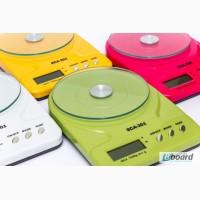 Весы кухонные SCA-301