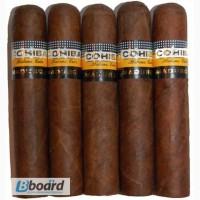 Кубинские сигары COHIBA MADURO 5 GENIUS