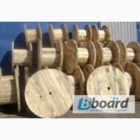 Продажа кабельных и канатных барабанов деревянных, поддонов 1200х1000